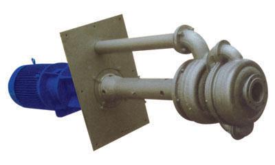 大连耐酸泵为您提供悬臂液下料浆泵
