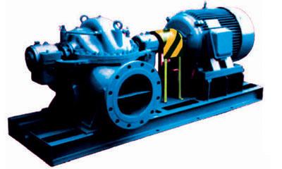 大连耐酸泵为您提供轴向剖分双吸泵