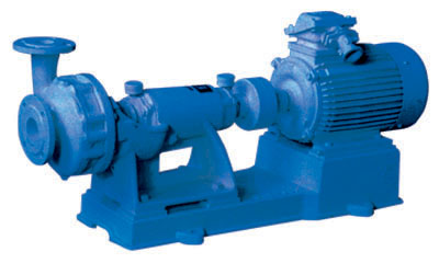 Horizontal fine stainless steel pumps