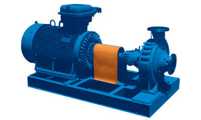 petrochemical pump